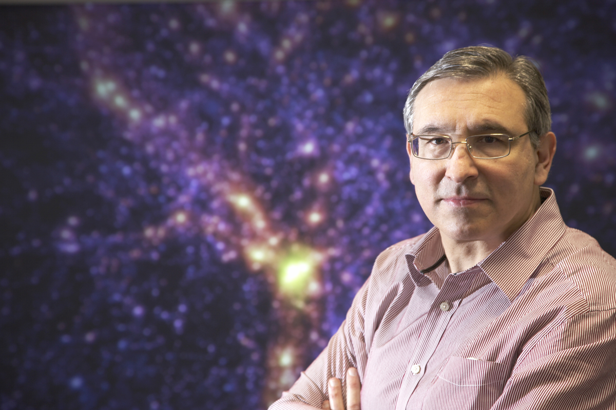 Durham University Professor Wins Internationally Renowned Gruber Cosmology Prize