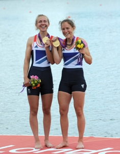 Durham's Olympic Gold Medallist returns to inspire next generation