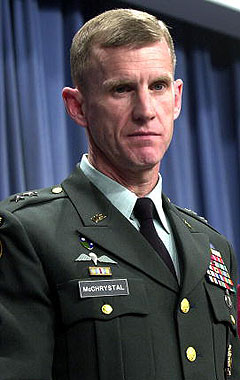 Durham Global Security Institute - inaugural lecture by General Stanley McChrystal