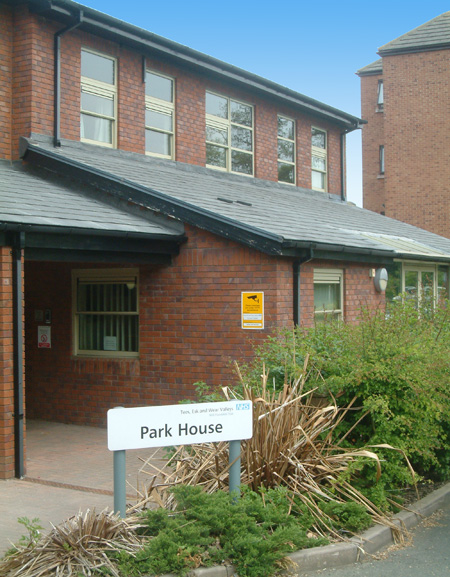 Care Quality Commission Visit Park House